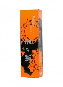 Жидкая тушь Sumi-no Sei №7 от Bokuundō [черная с фиолетово-коричневым оттенком; 100мл]