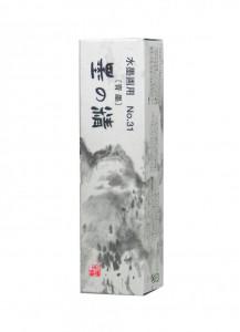 Жидкая тушь для суми-э Sumi-no Sei №31 от Bokuundō [черная с голубым оттенком; 100мл]