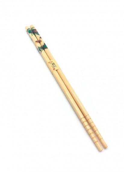 Бамбуковые палочки для еды Yusai [01]