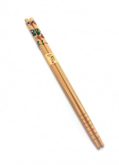 Бамбуковые палочки для еды Yusai [08]