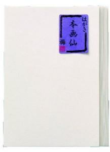 Хагаки Hongasen <Слива> [100x148мм; 10 л.]
