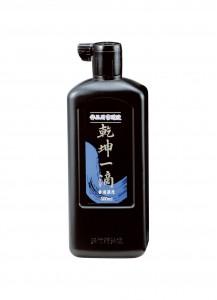 Профессиональная жидкая тушь для сёдо Kenkon Itteki [черная; 500ml]