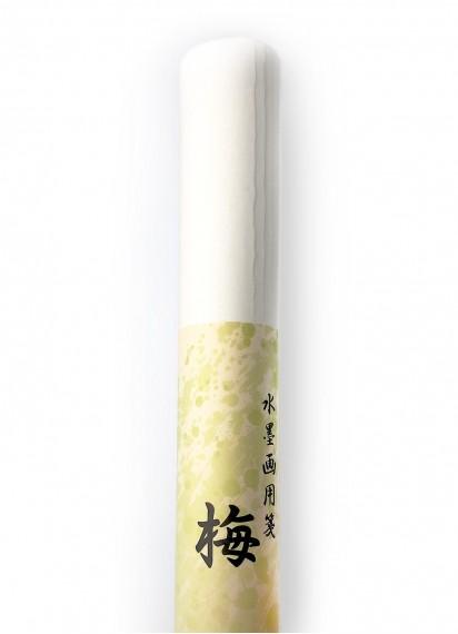 Бумага для суми-э рисовая Ume【梅】[формат Zenban, 730x1380мм; 10 листов]