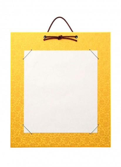 Рамка с подвесом для сикиси Donsu [золотая]