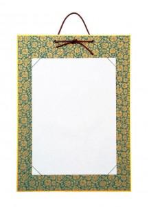 Рамка с подвесом для ханси Donsu [темно-синяя]
