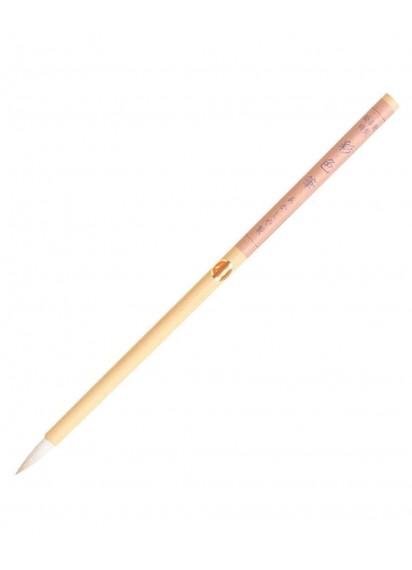Кисть для японской живописи Saishiki от Akashiya [тонкая]