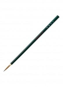 Кисть для японской каллиграфии (сёдо) для написания каны Tsurayuki [тонкая; кор.]