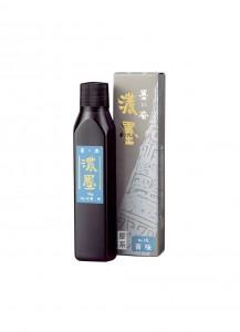Жидкая тушь на основе никавы Sumi-no Kaori No.16 от Kuretake [черный с голубым оттенком; 180мл]