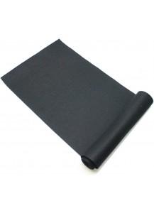 Подложка под бумагу (ситадзики) для каллиграфии (сёдо) под формат хансэцу от Kuretake [шерсть, вискоза; черный; 450×1500×1мм]