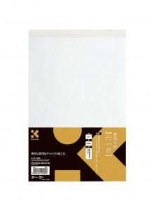 Бумага для японской каллиграфии (сёдо) Shiranami [24x33см; 50 листов]