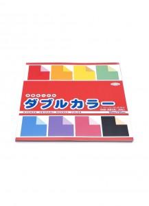 Бумага для оригами [Ryomen; 8 цветов; 36 л.; 150x150 mm]