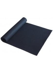 Подложка под бумагу (ситадзики) для каллиграфии (сёдо) под формат хансэцу от Sugiura [шерсть, полиэстер; черный; 450×1500×2мм]