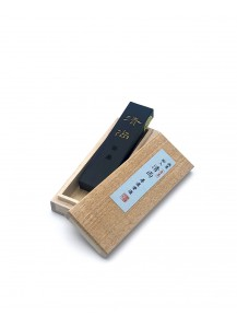 Сухая тушь для суми-э Seishō от Bokuundō [черная с голубым оттенком; 1.0-chōgata]