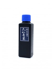 Жидкая тушь для суми-э Daiwa Seiboku [черная с голубым оттенком; 100мл]