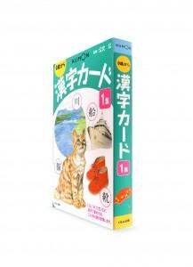 Карточки от Kumon: Базовая японская лексика иероглифами. Ч. 1