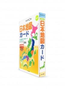 Карточки от Kumon: Карта Японии