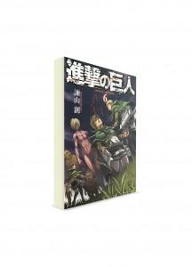 Attack on Titan / Атака на титанов (06) ― Манга на японском языке