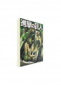 Attack on Titan / Атака на титанов (07) ― Манга на японском языке