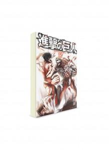 Attack on Titan / Атака на титанов (11) ― Манга на японском языке