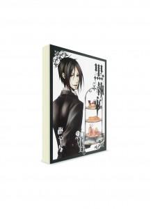 Black Butler / Тёмный дворецкий (02) ― Манга на японском языке