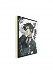 Black Butler / Тёмный дворецкий (04) ― Манга на японском языке