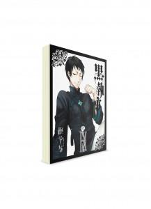 Black Butler / Тёмный дворецкий (09) ― Манга на японском языке