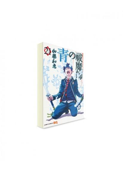 Blue Exorcist / Синий экзорцист (21) ― Манга на японском языке