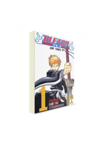 Bleach / Блич (01) ― Манга на японском языке