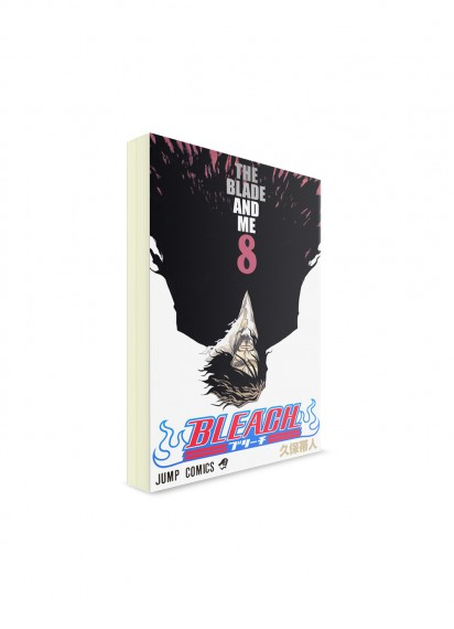 Bleach / Блич (08) ― Манга на японском языке