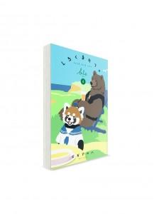 Кафе Белого Медведя bis / しろくまカフェbis (04) // Манга на японском