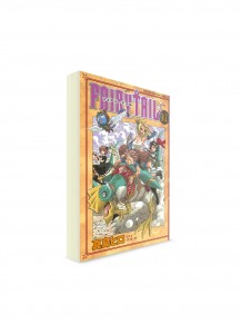 Fairy Tail / Хвост Феи (11) ― Манга на японском языке