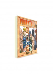 Fairy Tail / Хвост Феи (18) ― Манга на японском языке