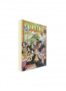 Fairy Tail / Хвост Феи (24) ― Манга на японском языке