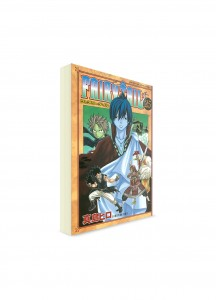 Fairy Tail / Хвост Феи (25) ― Манга на японском языке
