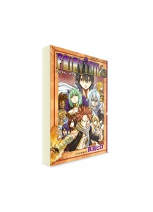 Fairy Tail / Хвост Феи (52) ― Манга на японском языке