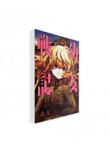 Военная хроника маленькой девочки / 幼女戦記 (03) —Манга на японском—