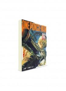One-Punch Man / Ванпанчмен (02) ― Манга на японском языке