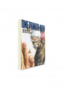 One-Punch Man / Ванпанчмен (04) ― Манга на японском языке