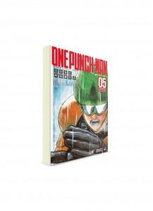 One-Punch Man / Ванпанчмен (05) ― Манга на японском языке