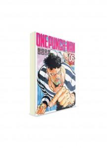 One-Punch Man / Ванпанчмен (06) ― Манга на японском языке