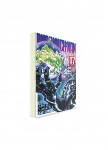 One-Punch Man / Ванпанчмен (07) ― Манга на японском языке