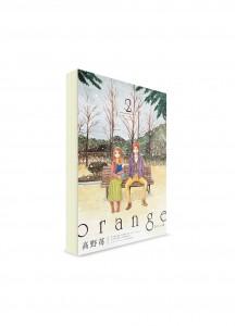 Orange (02) ― Манга на японском языке