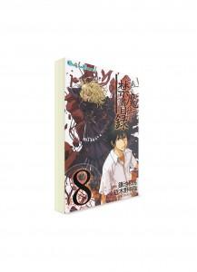 A Certain Magical Index / Индекс Волшебства (08) ― Манга на японском языке