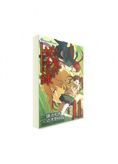A Certain Magical Index / Индекс Волшебства (11) ― Манга на японском языке