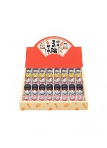 Набор из 48 мини-статуэток манэки-нэко (6 видов) от Yakushigama [по 20мм]
