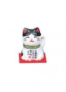Мини-статуэтка манэки-нэко –Бути– от Yakushigama [20мм]