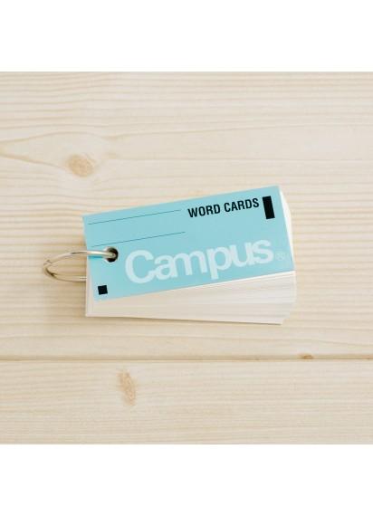Campus: Пустые карточки для изучения слов и иероглифов [30*70мм]